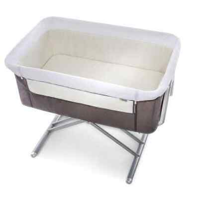 Hauck Face To Me Baby Bedside Cot • 120£