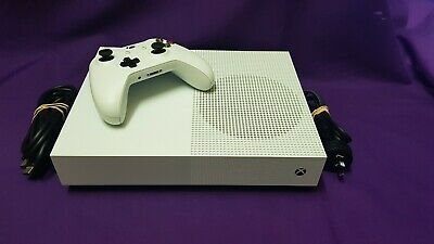 AU299 • Buy Microsoft XBOX ONE S All-Digital 1TB Edition Console XB1 Like New - No Box