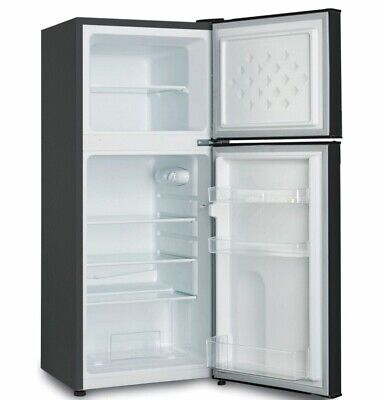 AU298 • Buy ChiQ 120L Compacked Two Door Bar Fridge CTM119BN – Pick Up Save 5%