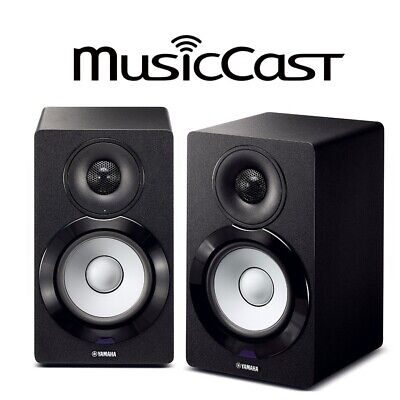 AU639 • Buy Yamaha Nx-n500 Powered Speakers *black*