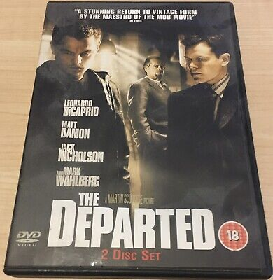£1.99 • Buy The Departed (DVD, 2007, 2-Disc Set)