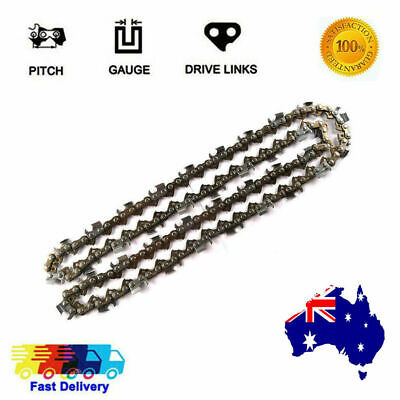 £47.66 • Buy Semi Chisel Chainsaw Saw Chains 15  325 050 64dl For Partner P400 P500 P5500