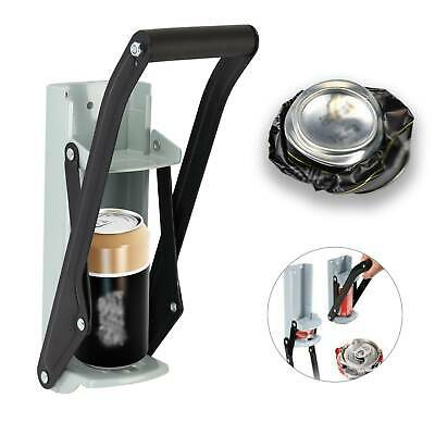 £7.69 • Buy 16oz Large Beer Tin Can Crusher Wall Mounted Bottle Opener Recycling Tool 500ml