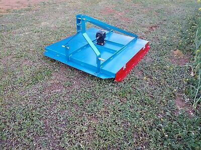 AU1550 • Buy John Berends Tractor Slasher For Sale