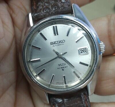 $ CDN111.27 • Buy Vintage King Seiko Automatic Movement 5625 Watch With Gold Logo
