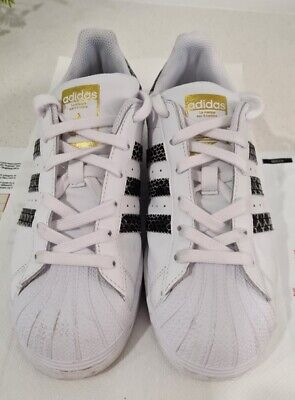 AU65 • Buy Adidas Superstar Sneakers – New Condition – Worn Three Times - Unboxed