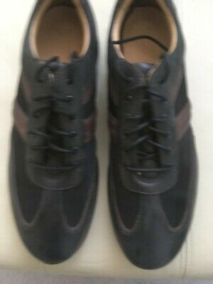 New Men's Rockport Classic Trainers Brown/black Size 11m • 30£