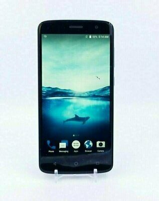 $37 • Buy ZTE Blade Spark (Z971) 16GB - AT&T - Gray - Touchscreen Android- Clean IMEI