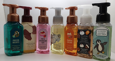New Bath And Body Works Gentle Foaming Hand Soap - BBW New Year Stock • 10.99£