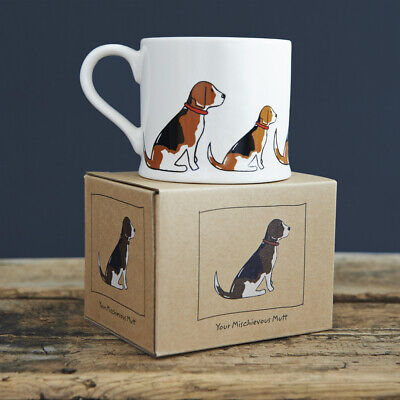 Sweet William BEAGLE Mug | Great Gift For Dog Lovers | FREE P&P • 12.99£