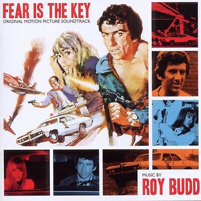£13.27 • Buy OST-Original Soundtrack - Fear Is The Key