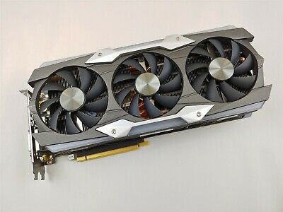 $ CDN600.02 • Buy Zotac GeForce GTX 1080 Ti AMP! Extreme Core Edition 11GB GDDR5X ZT-P10810F-10P