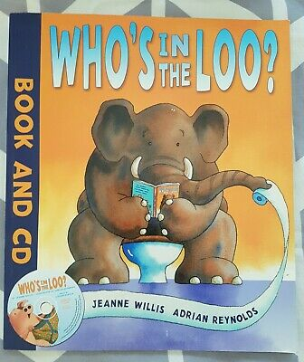 Who's In The Loo? By Jeanne Willis (Paperback, 2009) • 0.99£