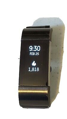 $ CDN18.67 • Buy Fitbit Charge 2 FB407SBKL Activity Tracker, Large - Black