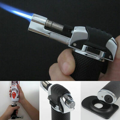 Refillable Butane Gas Micro Blow Torch Lighter Welding Soldering Brazing Tools • 6.99£