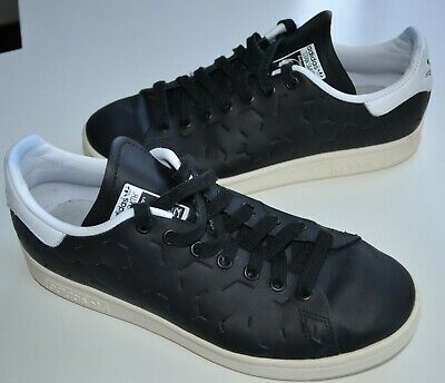 AU40 • Buy Stan Smith Adidas Black Tennis Style Sneakers Size 8 US EUR 40