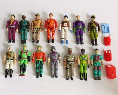 $ CDN40 • Buy The Corps Lanard 3.75in Action Figure Lot Of 14 - GI Joe / Army Style 90s