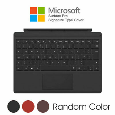 AU149.99 • Buy Genuine Microsoft Surface Pro Keyboard Type Cover 1725 For Surface Pro 3/4/5/6