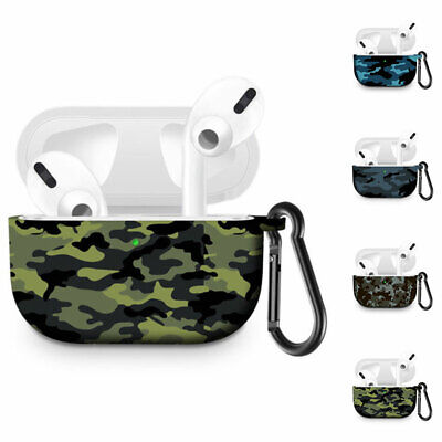 $ CDN3.82 • Buy For Apple Airpods Pro 3 Wireless Charging Silicone Case Cover Protective Skin