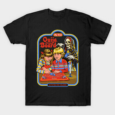 Ouija Trick Or Treat Halloween Funny Film Movie Action Sci Fi Horror T Shirt • 6.95£