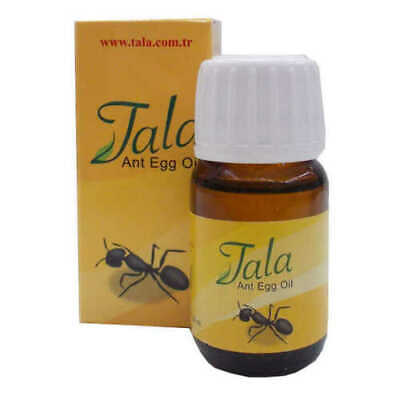 3x 20ml Original Tala Ant Egg Oil Hair Removal %100 Natural Free Shipping • 17.99£