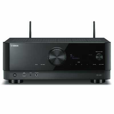 AU899 • Buy Yamaha RXV4A 5.2 Channel Home Theatre AVR - 80W X 5, DAB+/FM, MusicCast - Black