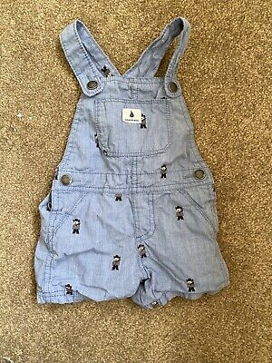 AU17.50 • Buy Baby Boy Country Road Overalls Size 6-12 Months. BNWT