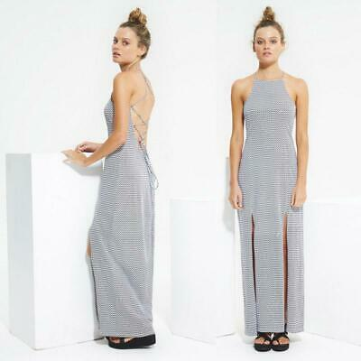 AU50 • Buy Zulu & Zephyr Three Anchor Maxi Dress Size 6 (XS)
