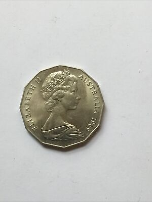 AU12 • Buy 1969 50 Cent Coin - Uncirculated  (1)