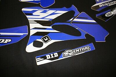 AU95 • Buy Yamaha Yz 85 2002-2014 Pt Four Mx Graphics Kit Decals Kit Sticker Kit Stickers