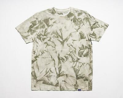 PRPS Goods & Co. NWT Green White Tie Dyed 100% Cotton T-Shirt Tee Shirt M • 49.77£