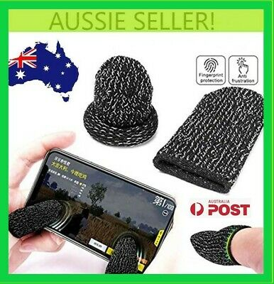 AU14 • Buy PUBG 4-Piece Finger Sleeve Gaming Gloves Australian Seller IPhone/iPad/Android