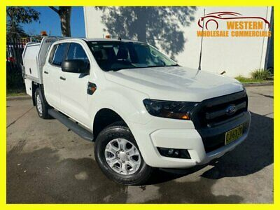 AU29990 • Buy 2016 Ford Ranger PX MkII XL Hi-Rider Utility Double Cab 4dr Spts Auto 6sp, 4x A