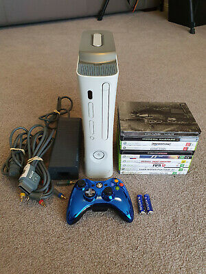 AU169 • Buy Xbox 360 Console And 10 Game Bundle Lot - Microsoft