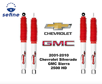 $217.36 • Buy Rancho RS5000 Shock Set For 2001-2010 Chevy Silverado GMC Sierra 2500HD 4WD