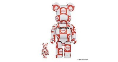 $340.66 • Buy Super Rare Coca Cola Atmos Bearbrick
