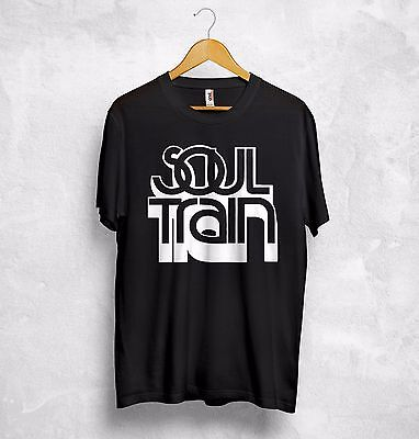 £9.99 • Buy Soul Train T Shirt TV Show Music Gladys Knight Marvin Dorian Gregory Motown