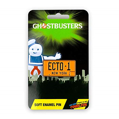 Ghostbusters Exclusive Ecto-1 License Plate Pin | Perfect Fans • 22.28£
