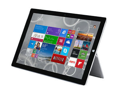 AU159 • Buy Microsoft Surface Pro 3 128GB, Wi-Fi, 12in - Silver Tablet