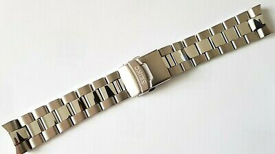 New 22mm Divers Stainless Steel Watch Strap/bracelet For Seiko Skx007 (se-20) • 29.99£