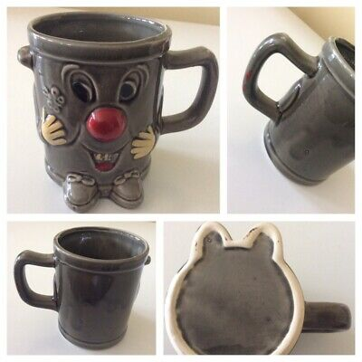 DUSTY BIN 3-2-1 RETRO MUG Cup TV SHOW COLLECTABLE • 9£