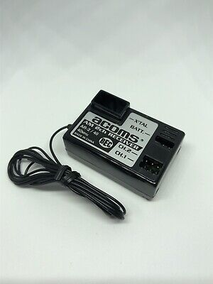 New Acoms AR-2/40 Receiver. 2 Channel, 40MHz, AM. Suits Tamiya. • 24.95£