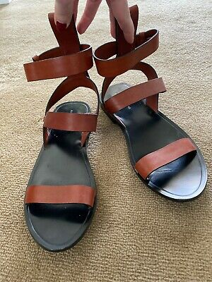 AU50 • Buy Alexander Wang Tan Sandals Size 38.5 - Great Condition