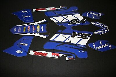 AU119 • Buy Yamaha Yz125 - Yz250 2015-2020 Retro Series Mx Graphics Kit Sticker Kit Stickers