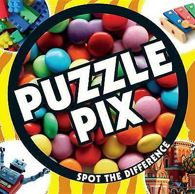 £7.37 • Buy Puzzle Pix: Can You Spot The Difference?, , New Book