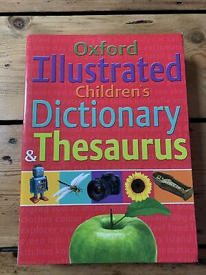 Oxford Junior Illustrated Dictionary • 4.99£