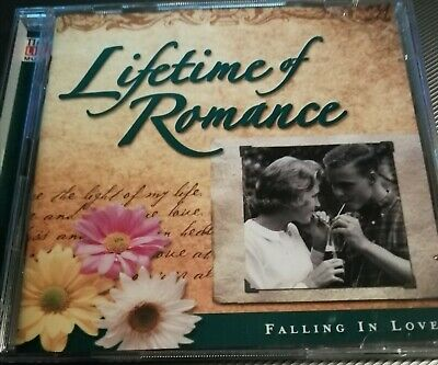 Time Life - Lifetime Of Romance  - Falling In Love 32 Tracks -2CDs • 1.60£
