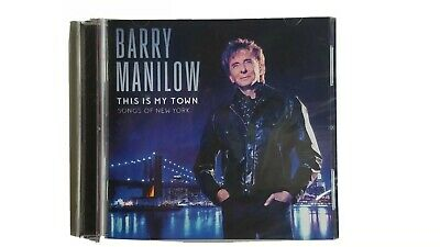 Barry Manilow: This Is My Town: Songs Of New York • 7.12£