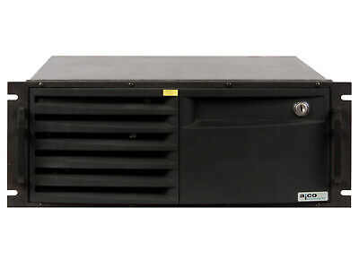 "AU105.60 • Buy RACK HOUSING AICO INDUSTRIAL 7586 4U 19"" FANS USB HUB"