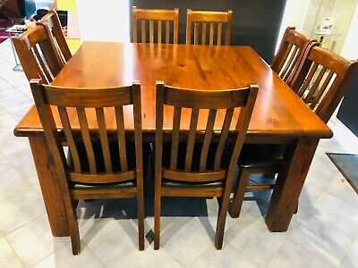 AU500 • Buy Wooden Dining Table 8 Seater